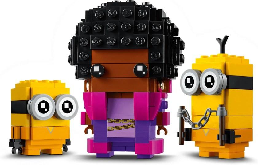 LEGO Brickheadz Minions