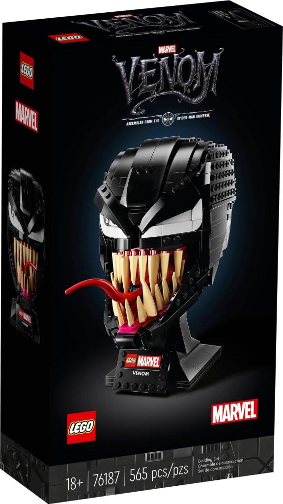 LEGO Marvel Super Heroes Venom