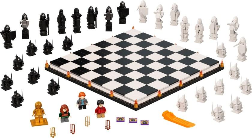 LEGO Harry Potter 2021