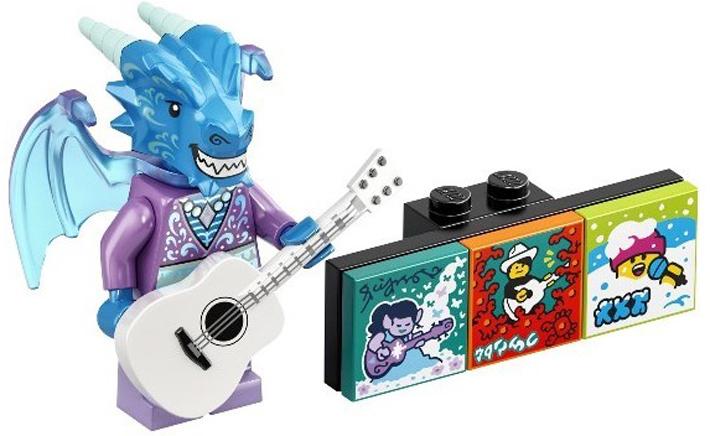 Dragon Guitarist