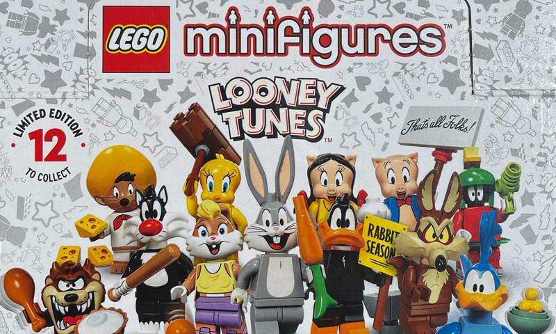 LEGO Looney Tunes Collectible Minifigures (71030) Confirmed!