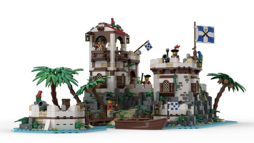 imperial island fort