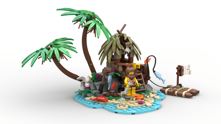 LEGO Ideas GWP