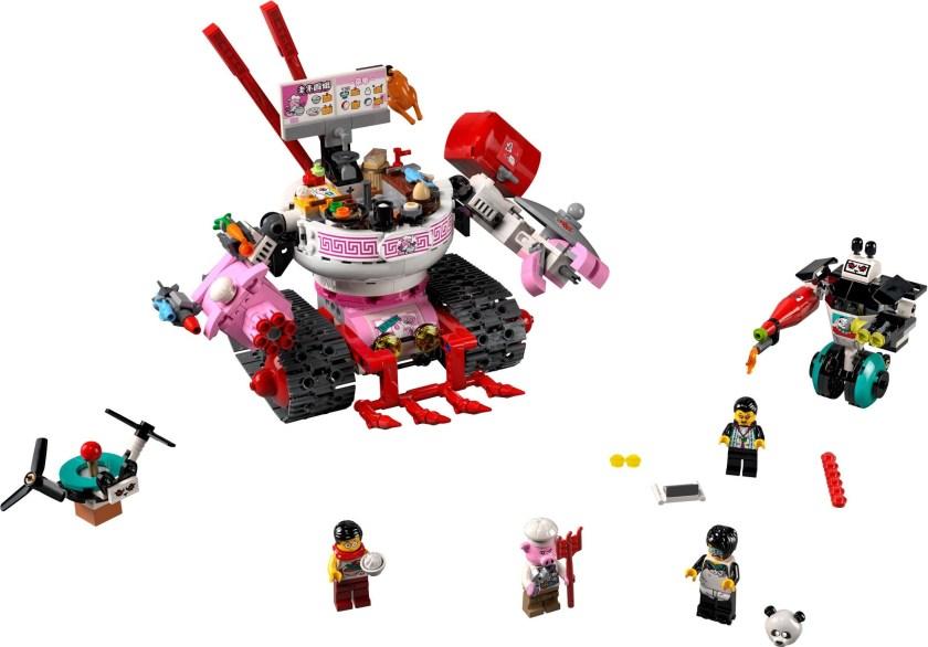 LEGO Monkie Kid Summer 2021