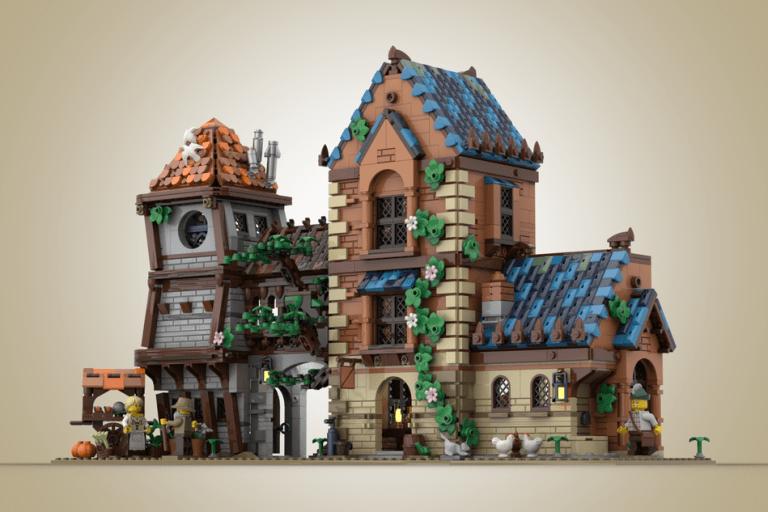 Second LEGO Ideas 2021 Review