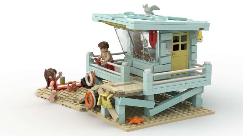 LEGO Ideas Update: Additional 10 Product Ideas Qualify for the Second LEGO Ideas 2021 Review Stage