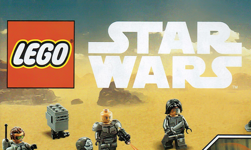 Here's A Closer Look at the LEGO Star Wars Summer 2021 Minifigures