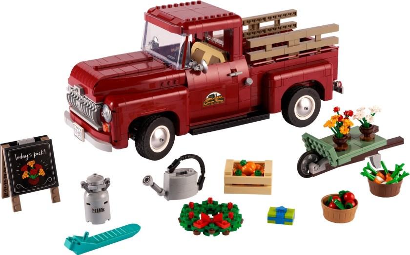 LEGO Creator Expert Pickup Truck