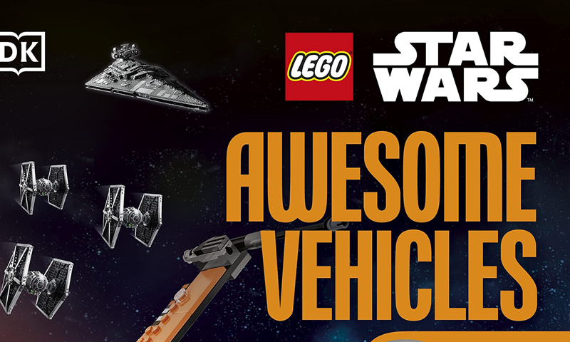 New LEGO Star Wars Book Features The Return of a Familiar Character