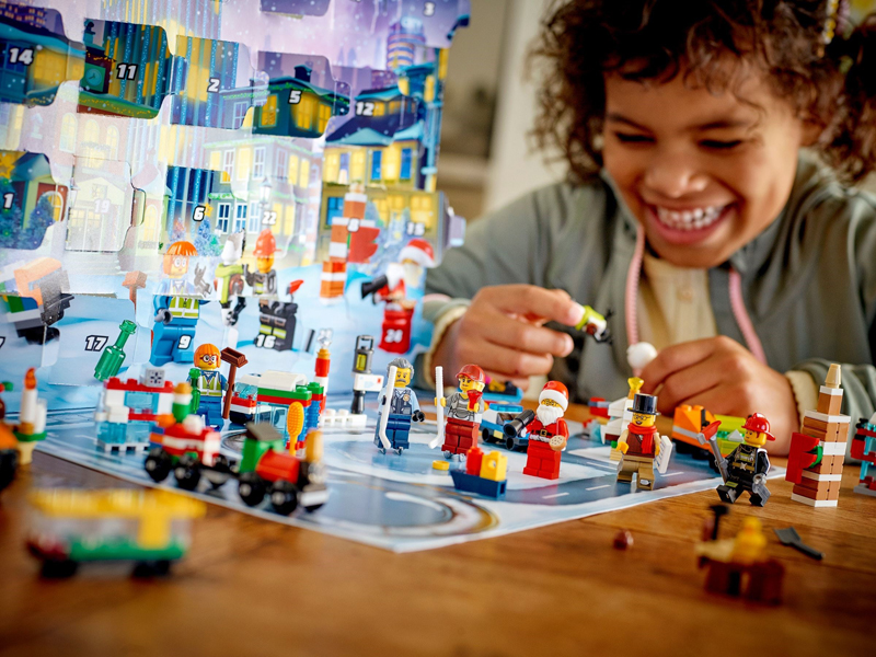 LEGO City (60303) and Friends (41690) Advent Calendars Coming In September