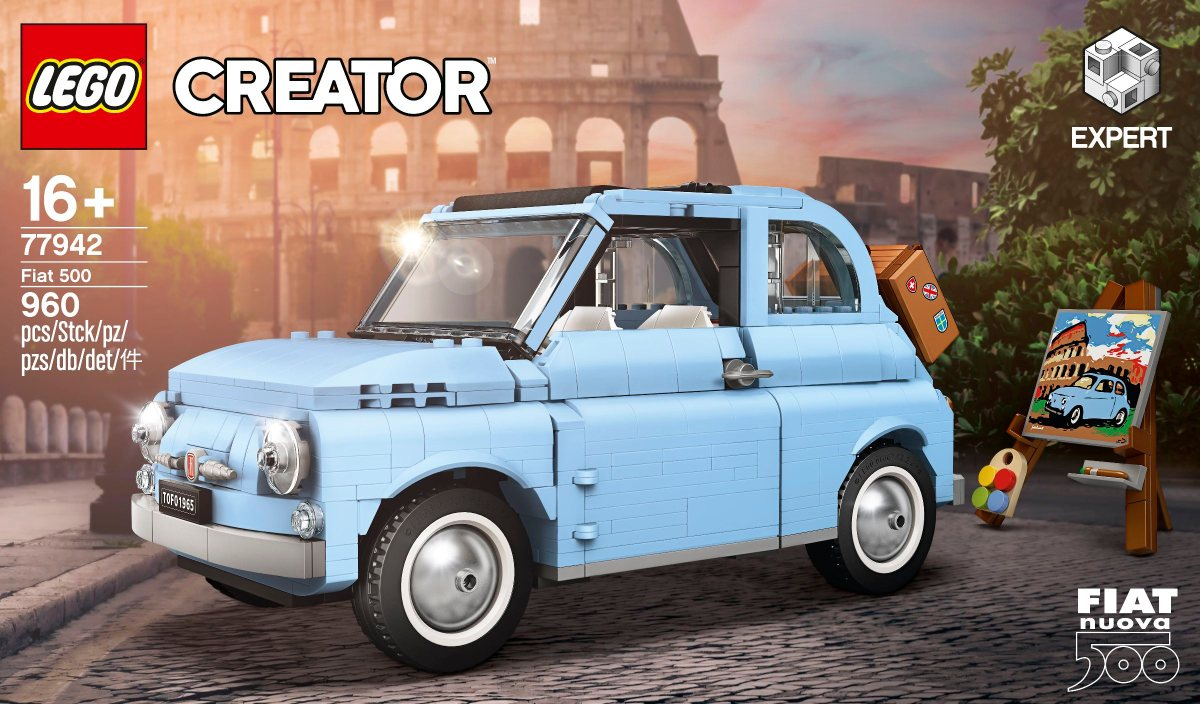 LEGO Officially Reveals Selected LEGO City and Creator Set Variants