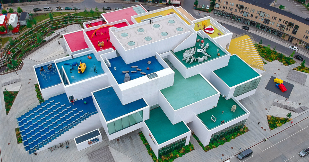 Netflix-Produced LEGO House Documentary Now Viewable Free on YouTube