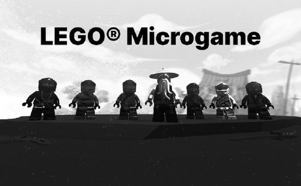 """LEGO Teases Microgame Featuring """"Ninjago"""" Made on Unity Engine Coming Very Soon"""