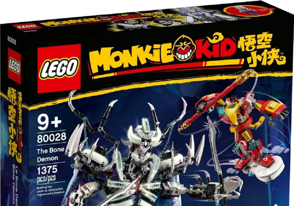 LEGO Design VP Matthew Ashton Says Many Themes, Including Monkie Kid, Continuing to 2022 and 2023