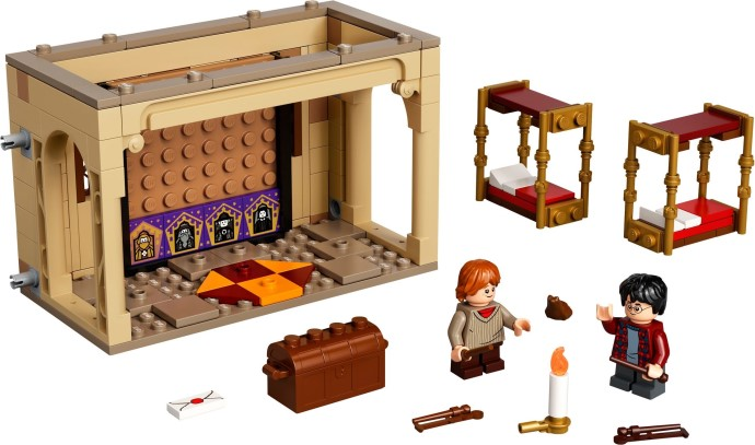 Hogwarts Gryffindor Dorms (40452) Product Listing on LEGO Shop@Home Australia