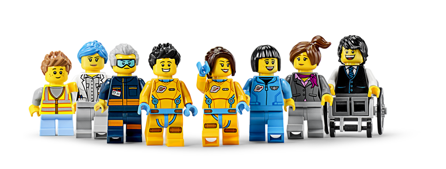 """Rumor of Minifigs on LEGO Education's """"Build to Launch"""" Series Packaged with 2022 Space-Themed Sets"""
