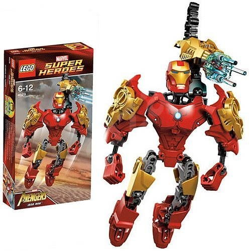 Rumor of New Buildable Iron Man Set for LEGO Marvel Infinity Saga Series Coming Next Year