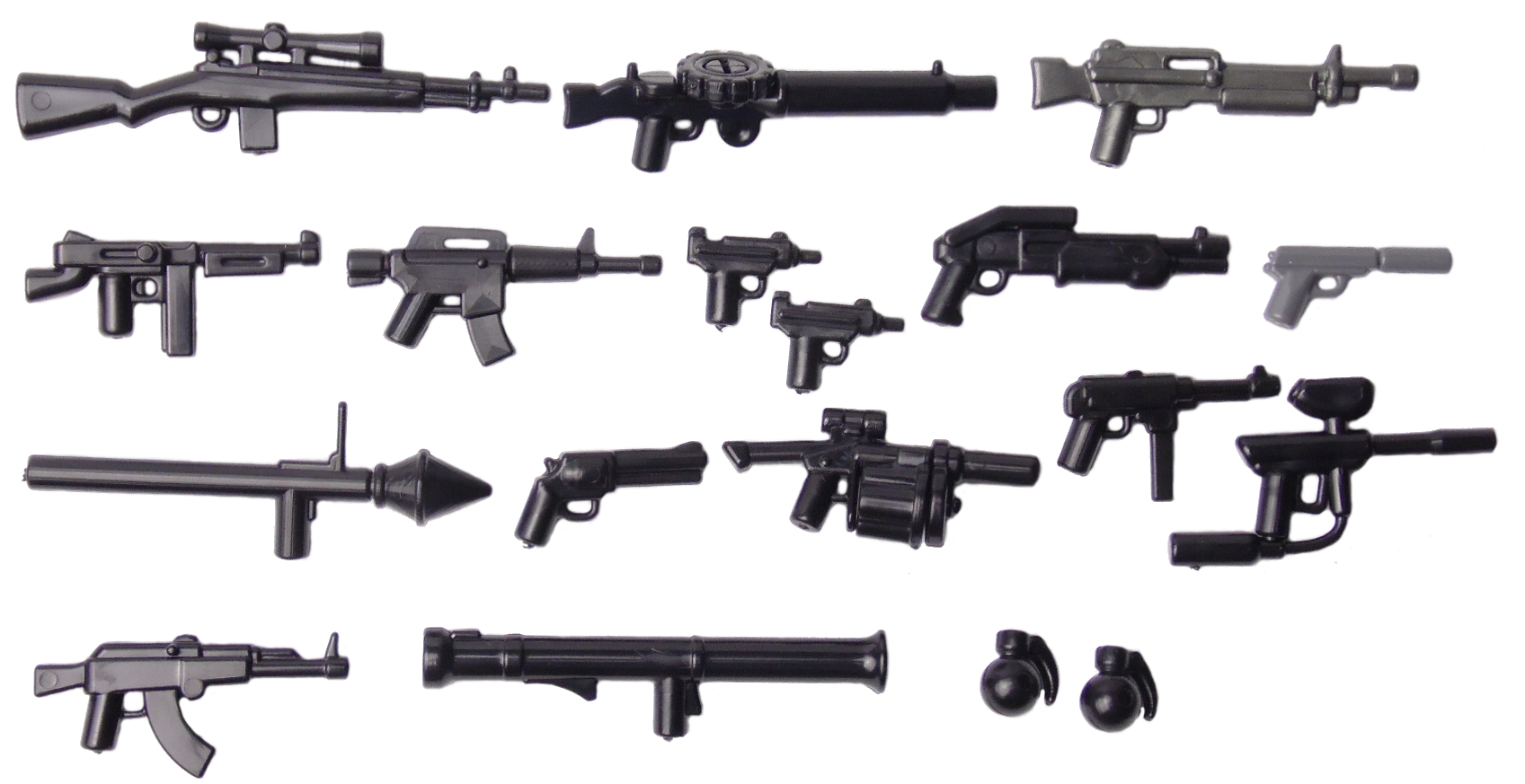 Brickarms Beginners Weapon Pack