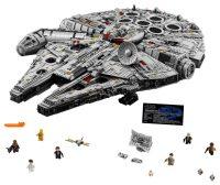75192 Millennium Falcon Official Announcement ...