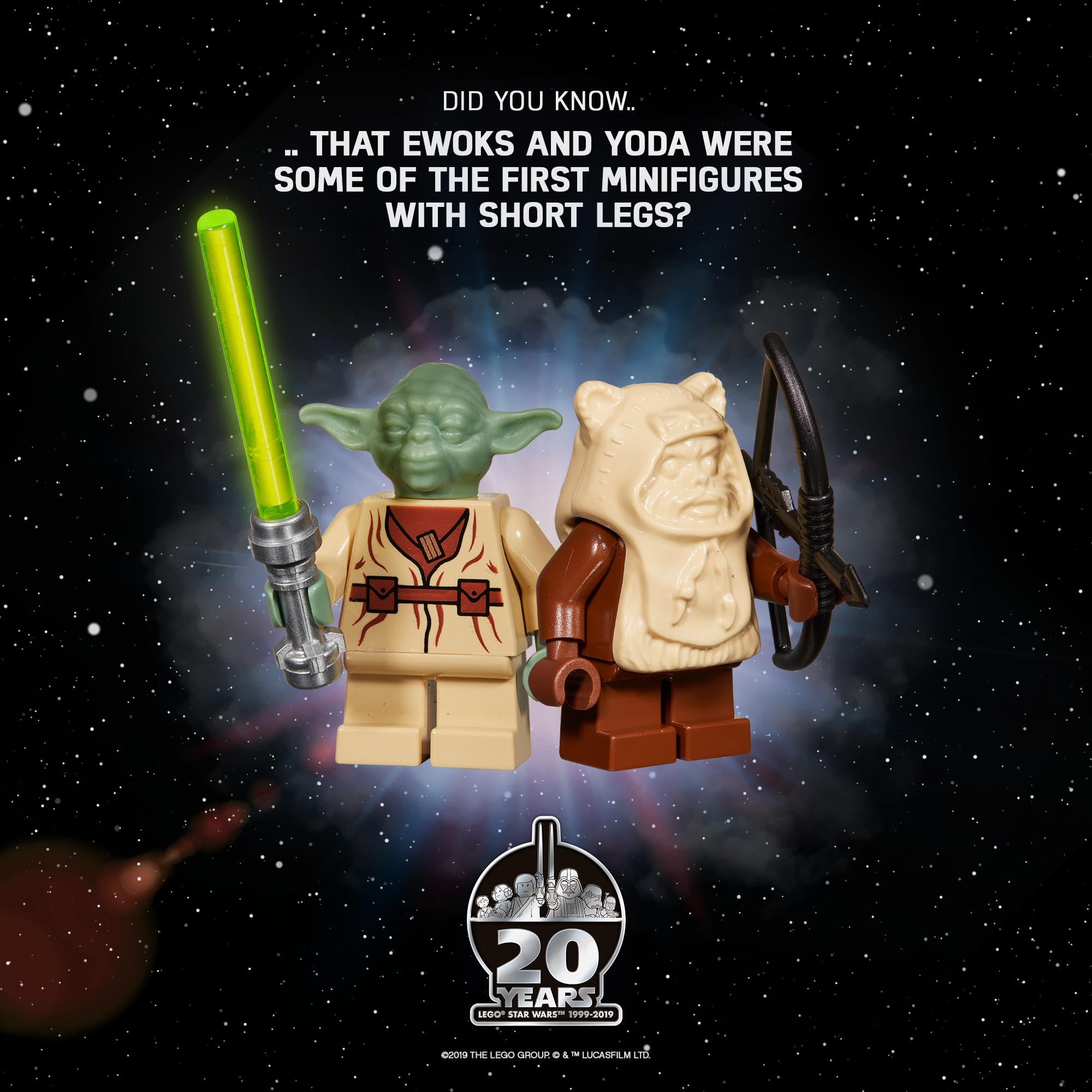 20 Years Of Lego Star Wars Bricktasticblog An Australian