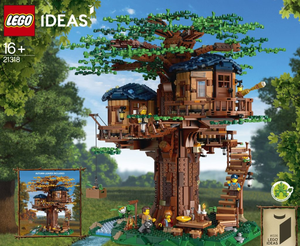 21318 Tree House Review Bricktasticblog An Australian Lego Blog