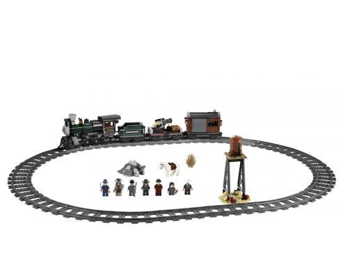 79111 Constitution Train Chase - Inhalt