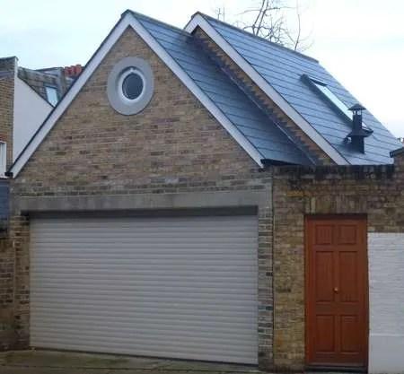 Upward Garage Extension Bricktown Ltd
