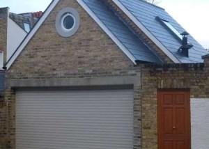 Upward Garage Extension finished