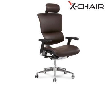 New Year, New Home Office: Enhance Your Spinal Health & Productivity With The Ergonomic X-Chair