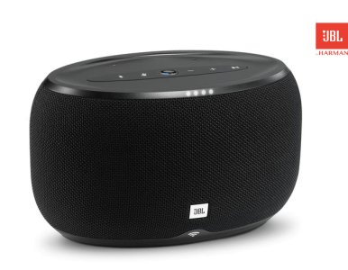 Smarten Up Your Office With The JBL Link 300 Voice-Activated Speaker With Built-In Google Assistant