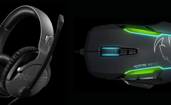 ROCCAT Introduces New Gaming Must-Haves for Entrepreneurs Who Love Unwinding With Fortnite