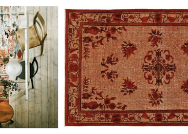 Style Up Your Home Office With Majestic, One-Of-A-Kind Turkish Rugs From Unique Rug Store
