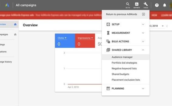 How to retarget website visitors with Google Ads
