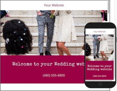 How to make a wedding website that wows before the vows