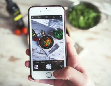 3 tips for creating delicious Instagram food photos