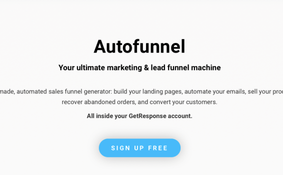 The Big Bad List of ClickFunnels Alternatives