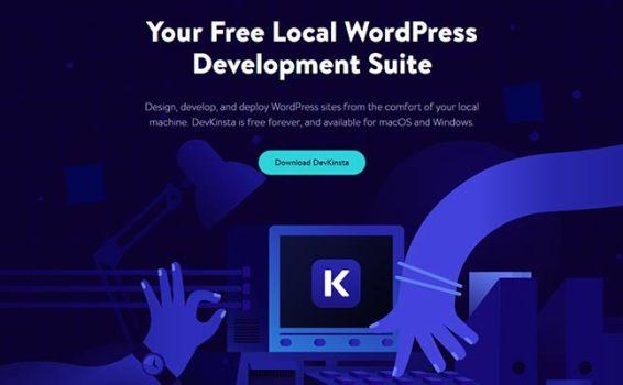 Create a Local WordPress Development Environment for Free with DevKinsta Sponsored