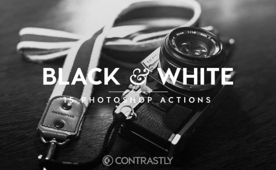 The 12 Best Photoshop Actions for Black & White Photo Effects in 2021