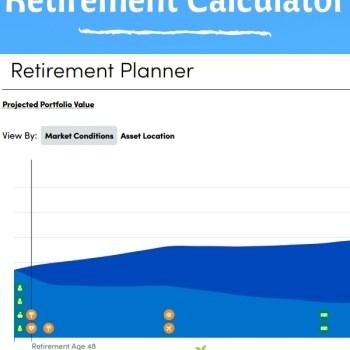The Best Free Retirement Calculator