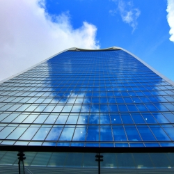 Third of firms plan to reduce office space