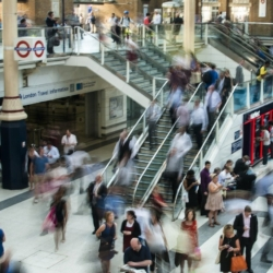 Commuting has some mental and physical health benefits, claim researchers