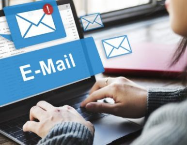 Basic best practices for professional email support