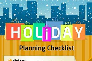 Holiday marketing checklist: 5 steps to prep your marketing for the holidays