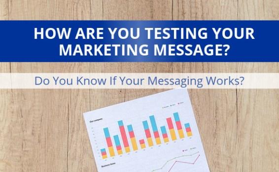 Test your messaging in under 15 minutes, effortlessly