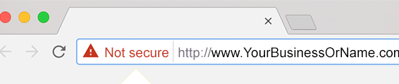 Why you need a secure website right now — avoid the Chrome 'Not Secure' warning