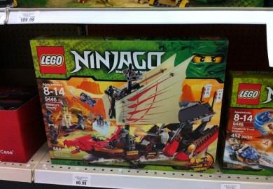 Lego Ninjago Destiny S Bounty Ship Stop Motion Set Review