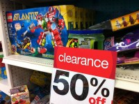 LEGO 50% Sale at Target  Brick Update