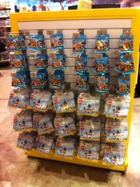LEGO at Toys R Us Times Square New York City  Brick Update