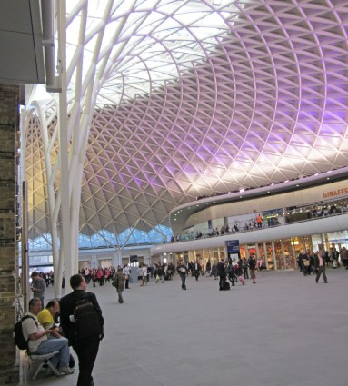 King's Cross station 2
