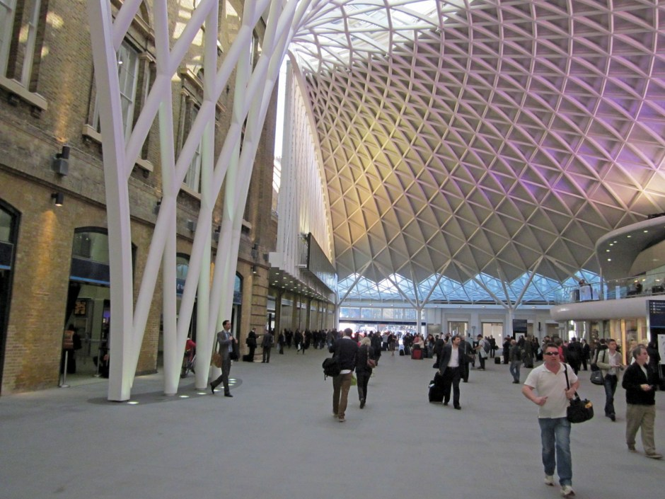 Kings Cross station 3